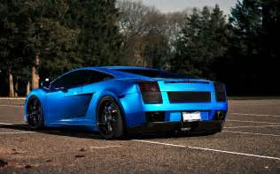 Blue Lamborghini Blue Lamborghini Gallardo Wallpapers And Images