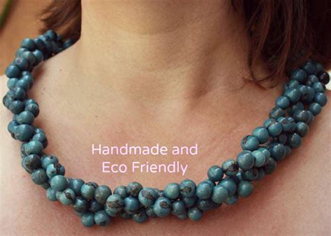 Handmade Necklace Ideas - handmade jewelry ideas about buying handmade the earth