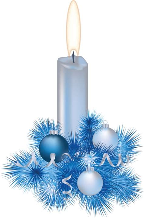 christmas blue candle christmas in blue pinterest