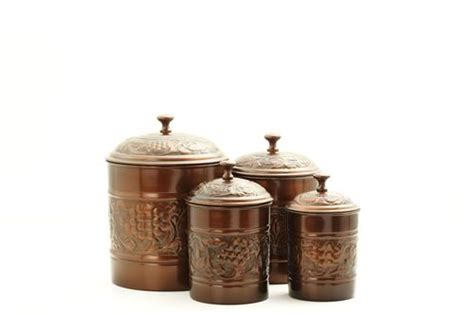 bronze kitchen canisters home decor and interior design