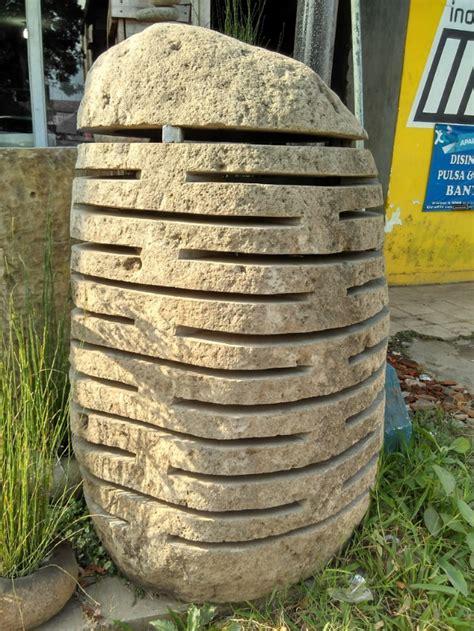 Wastafel Batu Alam Asli jual lu taman batu alam asli sangat langka griyawatu