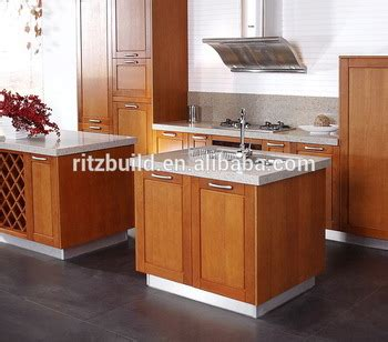 Kitchen Cabinets Solid Wood Construction Solid Wood Island Wood Construction Shaker Style Cherry Kitchen Cabinets Buy Shaker