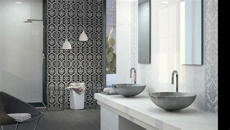 Bad Fliesen Muster by Moderne Badezimmer Fliesen Mit Muster 55 Bilder