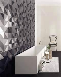 2013 Bathroom Design Trends 25 creative geometric tile ideas that bring excitement to