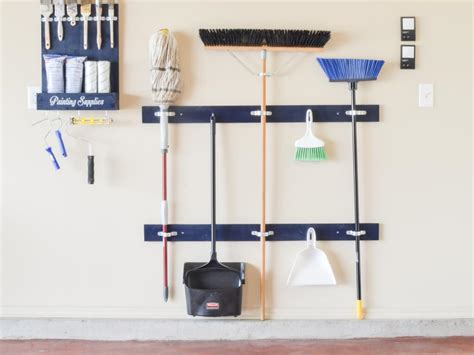 20 clever garage storage hacks hgtv