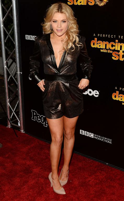 witney carson dancing with the stars 10th anniversary in west witney carson dwts 10th anniversary party 07 gotceleb