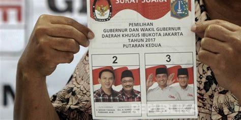 contoh surat suara pemilihan kepala dusun 28 images pemilihan