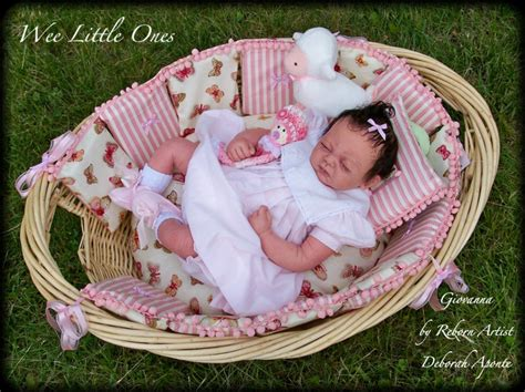 Handmade Baby Baskets - baby baskets