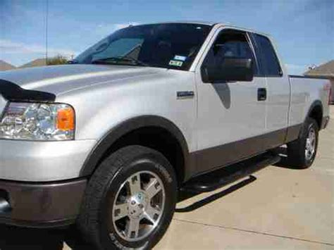 how petrol cars work 2006 ford f150 transmission control purchase used 2006 ford f 150 fx4 extended cab pickup 4 door 5 4l in grand prairie texas