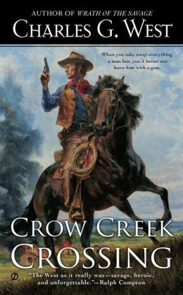 across the creek books creek crossing by charles g west 9780698144613