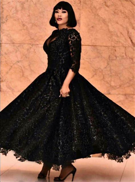 Nira Purple Dress toyin lawani s 1 5 million naira dress breaks the