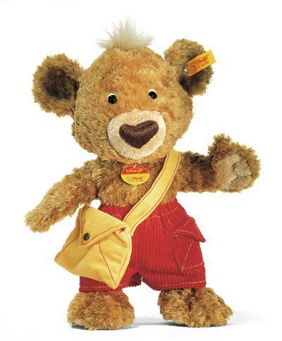 steiff knopf steiff knopf brown dressed teddy teddy bears uk