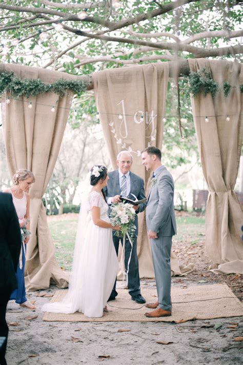 Ruffled Curtains Cheap by Top 20 Unique Wedding Backdrop Ideas Bridal Musings