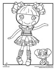 lalaloopsy coloring page lalaloopsy doll coloring page coloring pages