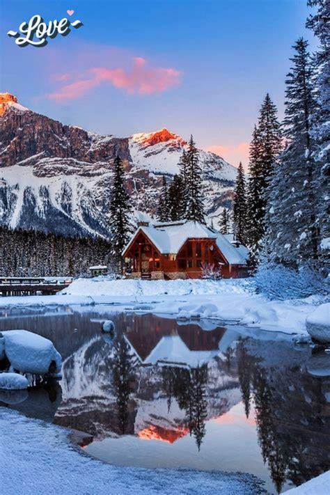 imagenes de paisajes invernales imagenes para fondo de pantalla del celular de invierno