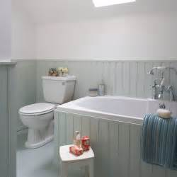 Bathroom Paneling Ideas by Aqua Tongue And Groove Bathroom Housetohome Co Uk