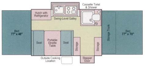 tent trailer floor plans przyczepy namiotowe the australian way of cing