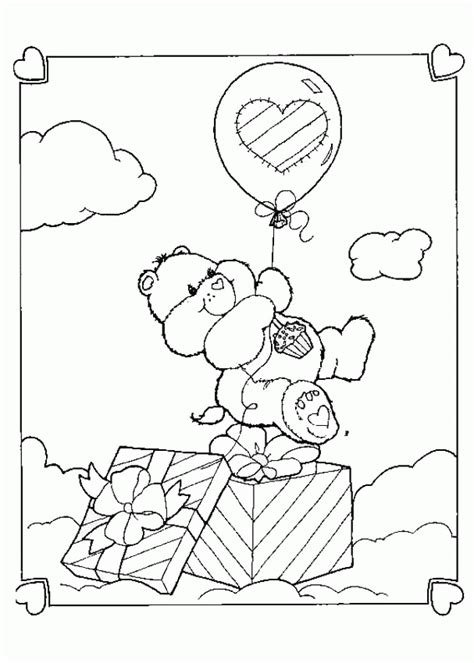 care bear coloring pages pdf care bears coloring pages 17 printables of your favorite