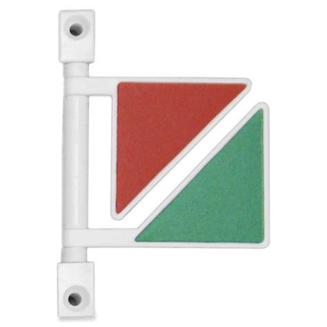 room flags room triangular status signal flag unimed midwest drsp024601 umidrsp024601 room