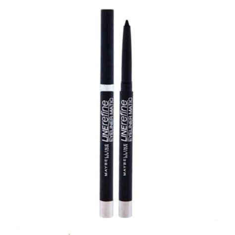 Maybelline Eyeliner Pencil maybelline maybelline line refine eyeliner matic pencil black maybelline from high