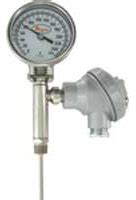 Bimetal Termometer Capillary thermometers suppliers in uae from emirates power