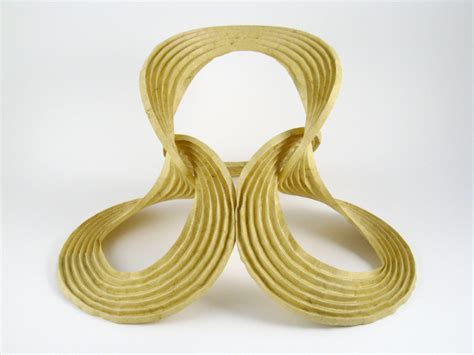 erik demaine origami computational origami 2008 curved crease sculpture by