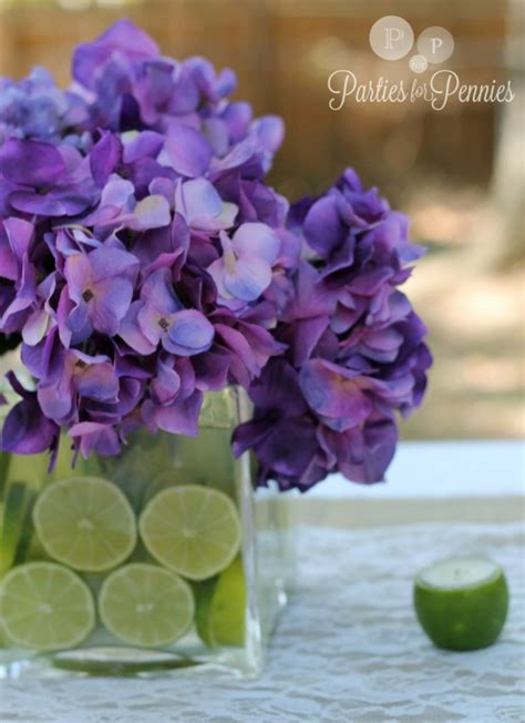 purple and green centerpieces for weddings purple green wedding my s wedding for