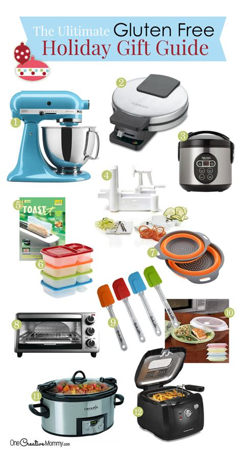 the ultimate gluten free holiday gift guide 25 gluten