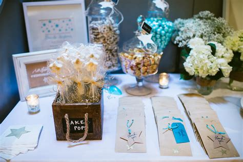Rustic Baby Shower Decorations by Wish Upon A Rustic Baby Shower Project Nursery