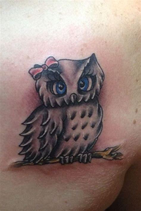 40 cute owl tattoo design ideas 2017
