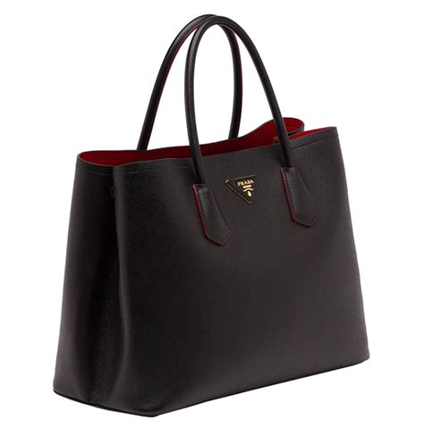 Black Bag the new must prada saffiano cuir bag purseblog