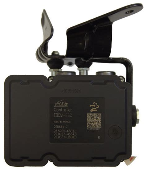 2007 2009 opel gt ebcm electronic brake control module