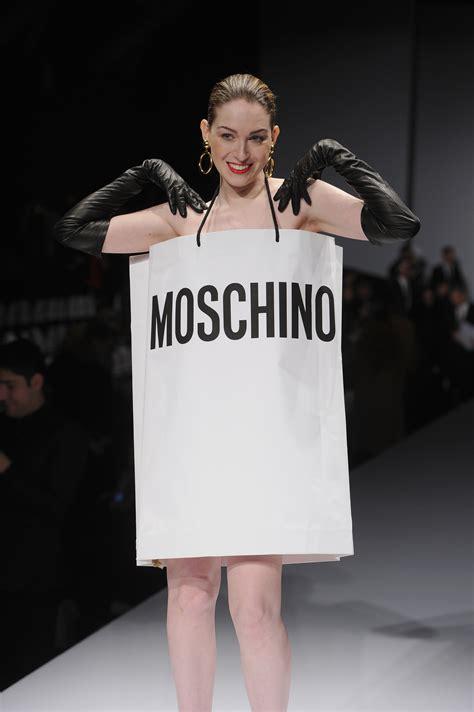 High By Moschino by High Fugshion Moschino Milan Fashion Week Fall 2014 Go