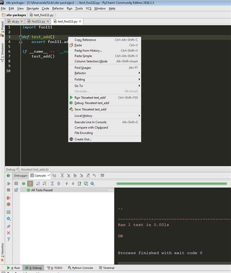 python unit testing python tutorial python unit test work flow stack overflow