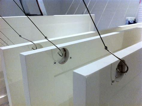 Hanging Cabinet Doors to Spray, Ideas?