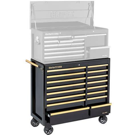 clark and cabinets reviews clarke cbb226bgb hd plus 16 drawer tool cabinet black