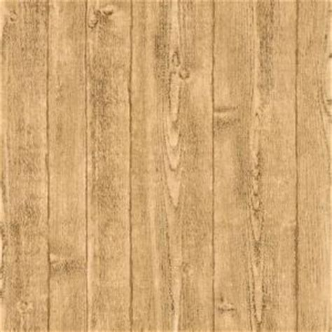 orchard taupe wood panel wallpaper 414 56911 the home depot