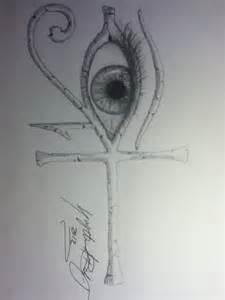 ankh eye of ra mashup by deadmemory444 on deviantart