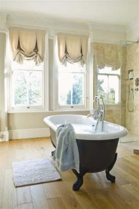 Curtain Ideas For Bathroom Window Curtains Ideas For Bathroom Interior Decorating