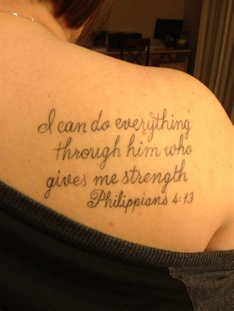 bible quote tattoos bible verse tats fonts and ribs