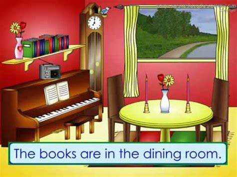 Dining Room Vocab In Kid Vocabulary In The Dining Room By Shamy