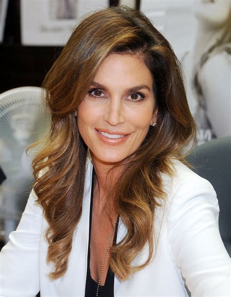 cindy crawford celebrates her 50th birthday with a
