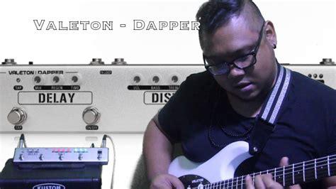Effect Valeton Dapper 4in1 Original valeton dapper effect by irwin