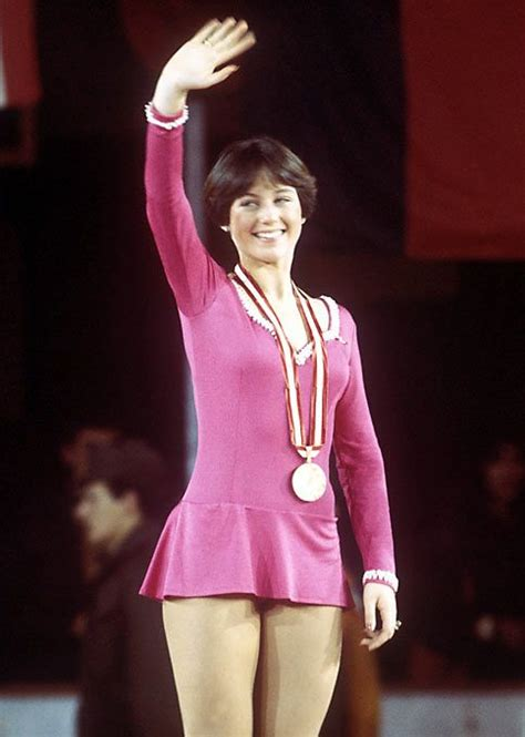 dorothy hamill haircut 1976 1976 dorothy hamill wins the gold medal for women s