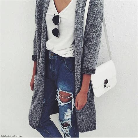 Transition Wear Cardigan by Style Guide How To Transition Your Summer Pieces Into