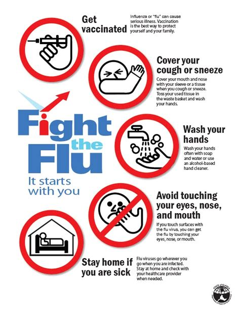 8 Tips To Fight A Cold by Influenza Pneumonia Clinics Central Ct Health District