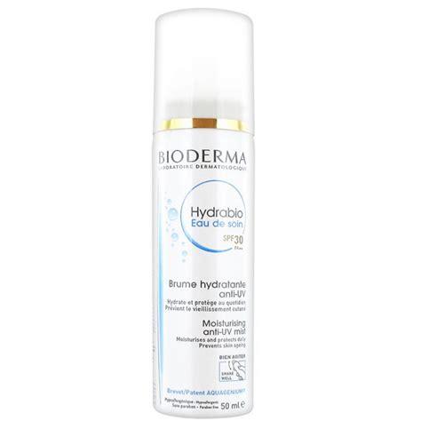 Bioderma Hydrabio Brume bioderma hydrabio eau de soin spf30 brume hydratante anti uv