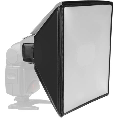 best portable softbox vello universal softbox for portable flash large fd 320 b h