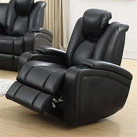 power recliner chairs reviews coaster 601743p home furnishings power recliner best