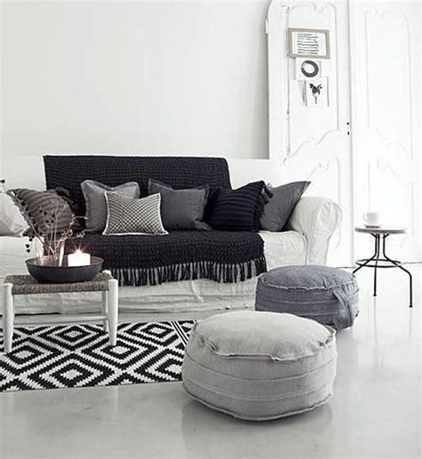 schwarz weiß wohnzimmer ideen wohnzimmer wanddeko ideen